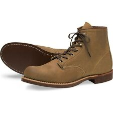Red Wing  Mens Boots 2958 6-Inch Round Heritage Work Blacksmith Hawthor..-Beige