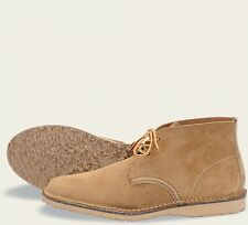 Red Wing  Mens Boots 3321 Chukka Weekender Collection Hawthorne Muleski..-Beige
