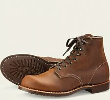 Red Wing  Mens Boots 3343 Blacksmith Heritage Work Copper Rough & Tough  -Brown