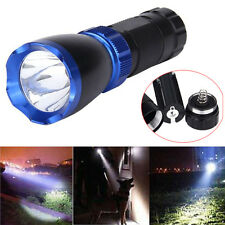 Waterproof 3W CREE XPE-R3 LED AAA 2200LM Zoomable Tactical Flashlight Torch Lamp