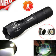 3500Lumens 5 Modes CREE XM-L T6 LED 18650 Tactical Flashlight Torch Lamp Light
