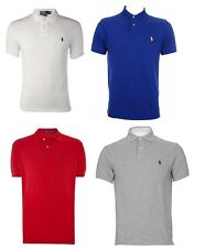 Boys classic ss POLO Shirt by RALPH LAUREN 6 -12 Years 100% cotton