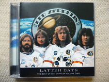 BEST OF LED ZEPPELIN Volume 1 CD Album EARLY DAYS Orig 13 tracks 1st Class Post!