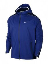 Nike HYPER SHIELD LIGHT Laufjacke Gr. S M L Blau 746733 455 Storm Fit Running