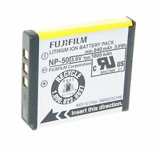 Genuine Original Fuji Fujifilm NP-50 NP50 Battery for FinePix F100fd F100EXR