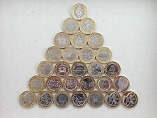 £2 Coins All Types Including Rare Olympic - Commonwealth Two Pound Coins