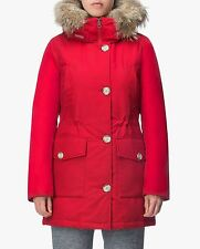 Woolrich parka donna HIGH COLLAR woman jacket ORIGINALE NUOVO Giubbino Giubbotto