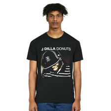 J Dilla aka Jay Dee - Donuts Smile Cover T-Shirt Black