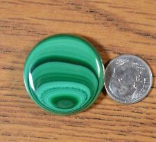 ~COOL Pattern~ Very NICE Natural Malachite Cabochon