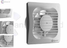 "Xpelair VX100 VX100T Bathroom Toilet Extractor Fan Timer Standard 4"" 100mm"