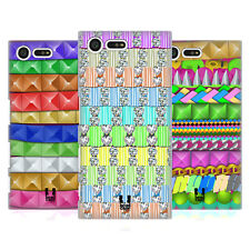 HEAD CASE DESIGNS ARM CANDY HARD BACK CASE FOR SONY XPERIA X COMPACT