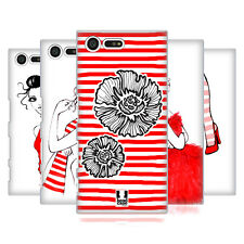 HEAD CASE DESIGNS FASHION ILLUSTRATIONS HARD BACK CASE FOR SONY XPERIA X COMPACT