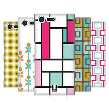 HEAD CASE DESIGNS MOD PATTERNS HARD BACK CASE FOR SONY XPERIA X COMPACT
