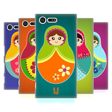 HEAD CASE DESIGNS NESTING DOLLS HARD BACK CASE FOR SONY XPERIA X COMPACT