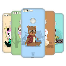 HEAD CASE DESIGNS KAWAII FAUNA HIPSTERS HARD BACK CASE FOR GOOGLE PIXEL