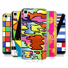 HEAD CASE DESIGNS 1980S PRINTS AND PATTERN HARD BACK CASE FOR LG X POWER