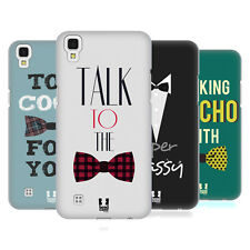 HEAD CASE DESIGNS BOYS AND BOW TIES HARD BACK CASE FOR LG X POWER
