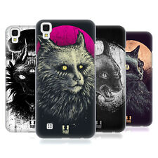 HEAD CASE DESIGNS CATS OF GOTH HARD BACK CASE FOR LG X POWER