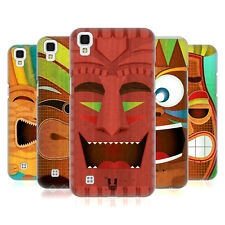 HEAD CASE DESIGNS TIKI COLLECTION HARD BACK CASE FOR LG X POWER