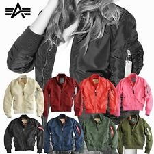 ALPHA INDUSTRIES giacca donna Donna MA-1 TT WMN Giacca bomberjacket XS S M L XL