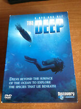 The Deep 8 DVD Box set Discovery Channel