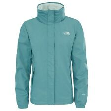 The North Face W Resolve Jacket trellis green Damen Jacke wasserdicht winddicht
