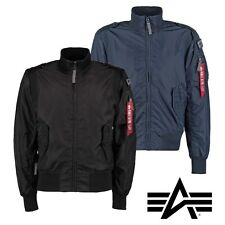 Alpha Industries Jacke Starfighter Flight Jacket Flieger Jacke Bomberjacke NEU