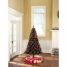 New Holiday Time Pre-Lit Lighted 6.5' Madison Pine Artificial Christmas Tree