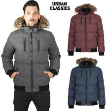 Urban Classics giacca invernale Uomo Melange Expedition Bubble Giacca S - 3XL
