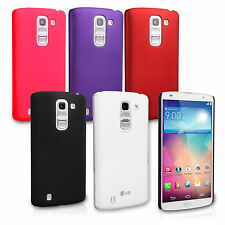 Yousave Accessories Hard Hybrid Tough Protective Phone Case Cover For LG G Pro 2