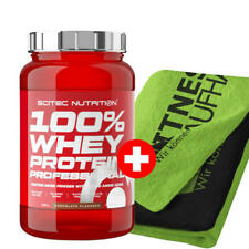 Scitec Nutrition 100% Whey Protein Professional 920g Eiweiss + Handtuch