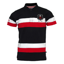 Samurai Army Rugby Union Men's Legacy Colour Polo Sizes S-4XL