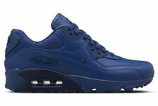 Nike NikeLAB W AIR MAX 90 PINNACLE Talla 39 40 40,5 41 Insignia Azul 839612 400
