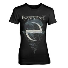 Evanescence - Space Map (NEW LADIES T-SHIRT )