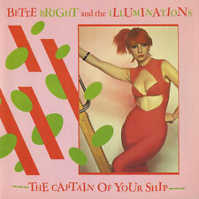 "The Captain Of Your Ship Bette Bright 7"" vinyl single record UK ADA21 RADAR"