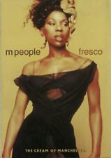 M-People Fresco + Ticket stubs UK tour programme TOUR PROGRAMME 1997