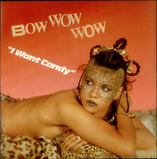 "Bow Wow Wow I Want Candy 12"" vinyl single record (Maxi) UK RCAT238 RCA 1982"