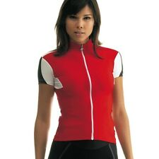 Assos SS.13 Lady Jersey Red Size  Large  BNWT