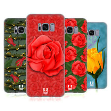 HEAD CASE DESIGNS ROSES SOFT GEL CASE FOR SAMSUNG GALAXY S8