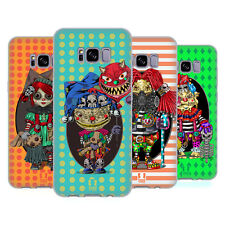HEAD CASE DESIGNS PAYASO SOFT GEL CASE FOR SAMSUNG GALAXY S8+ S8 PLUS