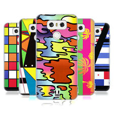 HEAD CASE DESIGNS 1980S PRINTS AND PATTERN SOFT GEL CASE FOR LG G6