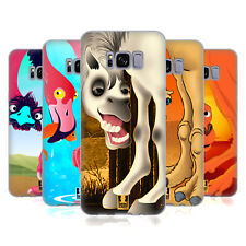 HEAD CASE DESIGNS LONG LEGGED SOFT GEL CASE FOR SAMSUNG GALAXY S8