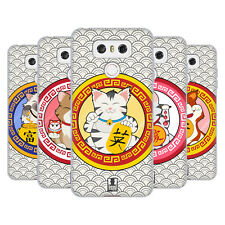HEAD CASE DESIGNS LUCKY CHARM CATS SOFT GEL CASE FOR LG G6