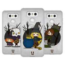 HEAD CASE DESIGNS WITCHES SOFT GEL CASE FOR LG G6