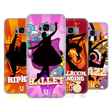 HEAD CASE DESIGNS JUST DANCE SOFT GEL CASE FOR SAMSUNG GALAXY S8+ S8 PLUS