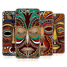 HEAD CASE DESIGNS NATIVE CHALK MASKS SOFT GEL CASE FOR HUAWEI P10 PLUS