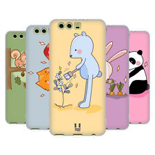 HEAD CASE DESIGNS REPAINT SOFT GEL CASE FOR HUAWEI P10 PLUS