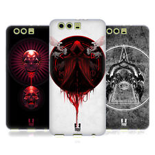 HEAD CASE DESIGNS GRIM SOFT GEL CASE FOR HUAWEI P10 PLUS