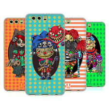 HEAD CASE DESIGNS PAYASO SOFT GEL CASE FOR HUAWEI P10 PLUS