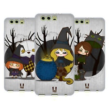 HEAD CASE DESIGNS WITCHES SOFT GEL CASE FOR HUAWEI P10 PLUS